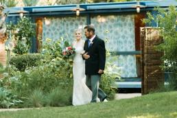 Kristina + Colin Photograph of Wedding